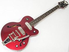 EPIPHONE Ltd Ed Wildkat Red Royale【by ギブソン セミアコ 】 Epiphone http://www.amazon.co.jp/dp/B00KZBWRJ6/ref=cm_sw_r_pi_dp_jPa-ub0WJMSGP