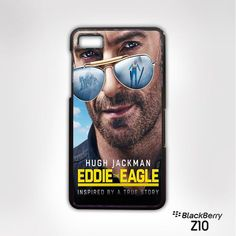 Eddie the Eagle for Blackberry Z10/Q10 cases