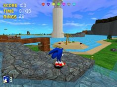 Sonic The Hedgehog 3D for Linux Sonic the Hedgehog 3D is a free fan game about a famous SEGA mascot, Sonic, and it is made on Build Engine with additional EDuke 32 port. The game was inspired by two classic Sonic series: Mega Drive/Genesis and Sonic Adventure series. #retrogaming #videogames
