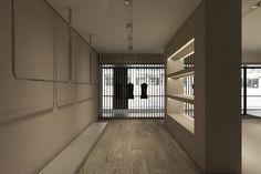 CJC Commercial Interiors   NUDE FASHION STORE   Lisbon   by Cristina Jorge de Carvalho Interior Design
