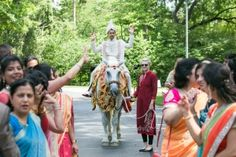The Indianapolis Museum of Art is a great location for weddings that need a little room to move - like this traditional Indiana celebration, complete with baraat! Indianapolis Museum, Art Museum, Wedding Venues, Celebration, Traditional, Weddings, Room, Photography, Wedding Reception Venues