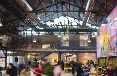 Evergreen Brick Works   Sustainable Architecture and Building Magazine