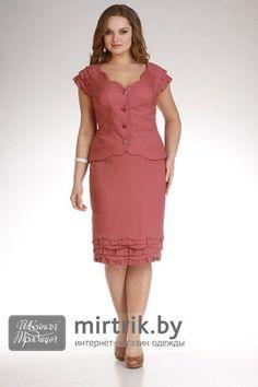 4303628_86942745_1138_1_ (466x699, 28Kb) Office Outfits, Stylish Outfits, Fashion Outfits, Womens Fashion, Dress Skirt, Peplum Dress, Dress Up, Mob Dresses, Cheap Dresses