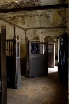 Horse stalls in Hampshire