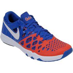 Florida Gators Nike Train Speed 4 Week Zero College Collection Shoes - Blue