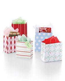Martha gift bags