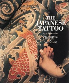 Traditional Japanese tattoos