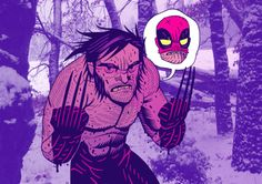 Wolverine art By Dan Hipp Cartoon Network, Teen Titans Go, Aarmau Fanart, Art Of Dan, Character Art, Character Design, Wolverine Art, Dark Comics, Bros