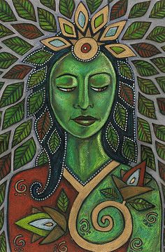 Honoring the Sacred Feminine, in the spiritual sense, means valuing the feminine principle, along with the masculine principle, as equal and fundamental aspects of the Divine. From a planetary level, it means respecting and healing our Mother Earth.