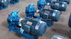 KCB483.3 cheap cost high performance cast iron gear oil pump