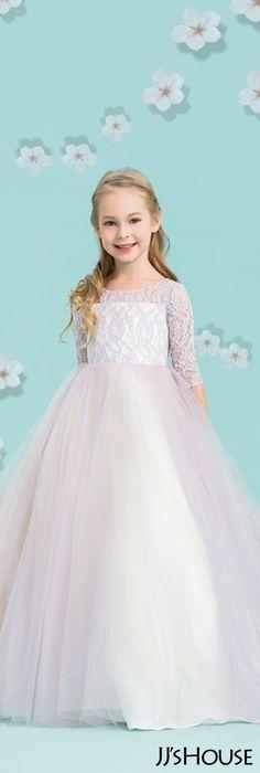 #JJsHouse #FlowerGirl #Dresses