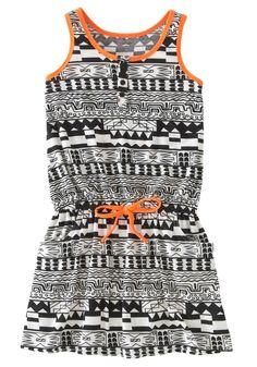 Safari Print Tank Dress #FabKids https://www.fabkids.com/shop?category=all_medium=Pinterest_source=PinProduct_campaign=SummerFun_051513 #FabKidsSummerFun