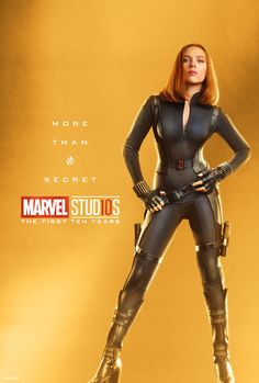 Over the weekend, Marvel Studios released over thirty golden new tenth anniversary posters, featuring all of your favorite Avengers coming together and proving that they are more than just heroes. Poster Marvel, Marvel Comics, Marvel Dc, Films Marvel, Marvel Women, Marvel Heroes, All Marvel Characters, Disney Marvel, Captain Marvel