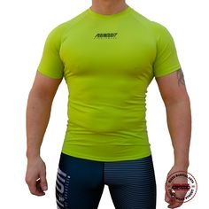 Rashguard Masters Green • Version Sub-Skin Tech • Una segunda piel • Polyester: 92% , 8% Elastane (lycra)