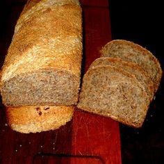 Pan de Chia, Amaranto, quinoa y salvado
