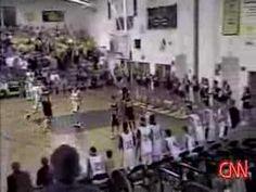 Basketball player Jason McElwain has the game of his life.