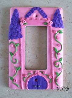 41 Best Polymer Clay Switch Plates Images Light Switches Cold