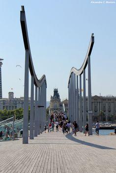 Maremagnum at Marina Port Vell - Barcelona