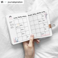 That's one double page of the monthly setup of July with the new under the sea planning kit out of the shop. The link for the video is on my main channel @journalspiration .  what do you think? . . . Repost @journalspiration ・・・ Hey Guys, I just uploaded a new plan with me video for this month on my YouTube channel, you can find the link in my biography or in my stories if you would like to see it!  I think this layout or theme is my favourite so far, I just love the colour combination! W...