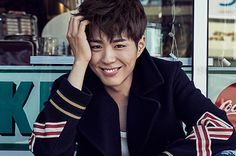 Photos of Park Bo Gum's first photo shoot taken abroad has been revealed.On November 'Elle' released their pictorial with Park Bo Gum, wh… Joon Gi, Lee Joon, Park Bo Gum, My Person, Santa Monica, First Photo, Korean Actors, Photoshoot, Nostalgia