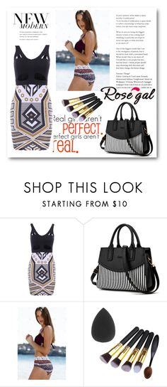 """""""Rosegal 5"""" by mery66 ❤ liked on Polyvore featuring rosegal"""