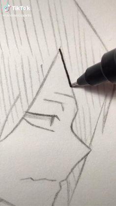 #bokunoheroacademia Naruto Drawings Easy, Art Drawings Sketches Simple, Easy Drawings, Book Drawing, Drawing Base, Arte Indie, Different Art Styles, Art Inspiration Drawing, Hero Wallpaper