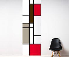 Vinilo Mondrian
