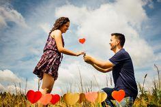 Ensaio pré casamento no campo. #pré-wedding #engagement #ensaio #casamento #campo