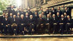 Quinto Congreso Solvay 1911