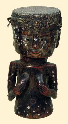 Everyday Cutlery, African Drum, African Artwork, Drum Music, Reptile Skin, African Sculptures, Flow Arts, Art Africain, Sacred Symbols