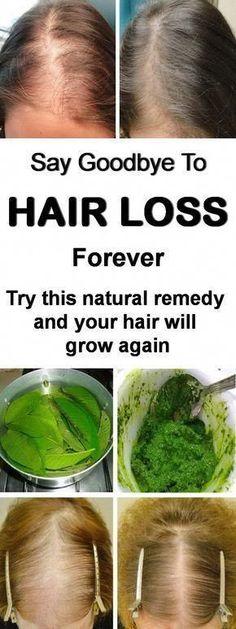 Treatment For Hair Loss And Broke Nails - Healthy Natural Magazine