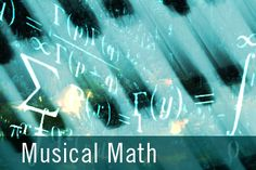 Musical Math - Manhattan School Of Music Fractions are all around us, especially in music! An MSM teaching artist reveals the mathematical secrets behind music, with interactive, audiovisual activities, and fun mathematical models. Using these math exercises, students create music together on the spot. The program teaches fraction equivalence and reinforces quantitative reasoning in a brand new way!