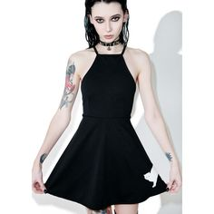 Purr On Ova Skater Dress you ll have 9 lives with this dress d54571beb