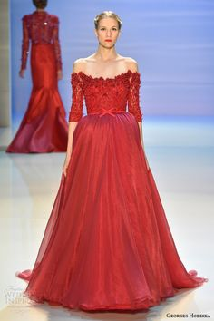 georges hobeika fall 2014 2015 couture