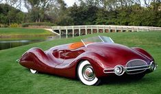 A LUXURIOUS ROADSTER - 1948 Buick Streamliner