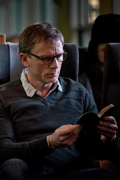 Daniel Craig in The Girl with the Dragon Tattoo