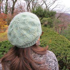 beret pattern free
