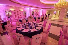 Lumini ambientale profesionale pentru nunta