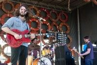 The Wans perform during the 2014 Hangout Music Festival on May 18, 2014 in Gulf Shores, AL. (Photo by Erika Goldring)
