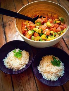 Hawaiian Poke Bowl – Marmiton Cooking Recipe: A Recipe Hawaiian Poke Bowl, Poke Recipe, Asian Recipes, Healthy Recipes, Polynesian Food, Food Bowl, Food Inspiration, Sushi, Clean Eating