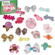 Bundle Monster 18pc Ribbon Bow Flower Mixed Design Baby G... http://www.amazon.com/dp/B017Y7YNBS/ref=cm_sw_r_pi_dp_VuKpxb0C5QB9G