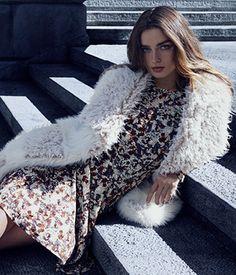 Wintermode van de H&M!