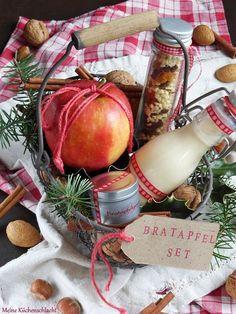 Meine Küchenschlacht: Bratapfel Set * Last Minute Geschenk Idee *