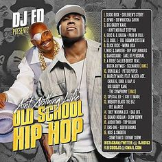 Nothing Like Old School Hip Hop Classics Mixtape Compilation CD