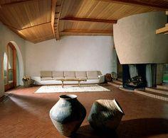"""The """"pottery house"""" Santa Fe New Mexico   Frank Lloyd Wright"""
