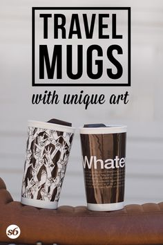 Travel Mugs and millions of other products available at Society6.com today. Every purchase supports independent art and the artist that created it.