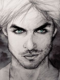 Damon by ~saroOony on deviantART