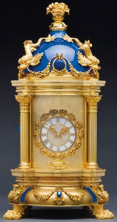 'Royal  Blue Masterpiece' Patek Philippe
