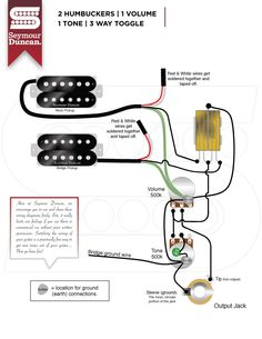8 best wiring images on pinterest bass guitars and seymour duncan the worlds largest selection of free guitar wiring diagrams humbucker strat tele bass and more swarovskicordoba Gallery