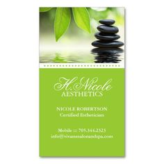 This great business card design is available for customization. All text style, colors, sizes can be modified to fit your needs. Just click the image to learn more! Spa Business Cards, Business Card Design, All You Need Is, Massage Business, Massage Room, Text Style, Creative Cards, Things To Come, Aesthetics
